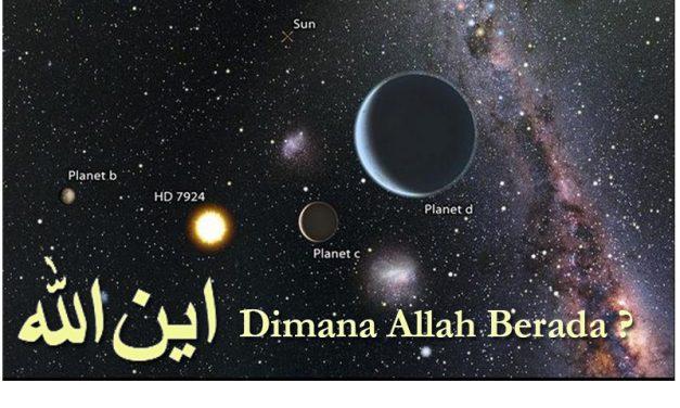 (1). Mengenal Keberadaan Allah