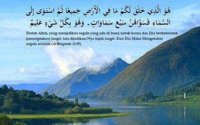 (2). Tauhid Rububiyah