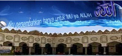 (3). Cara Mempersembahkan Dalam Shalat
