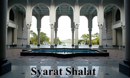 (2). Syarat Shalat